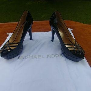 Michael Kors heels sz 10M